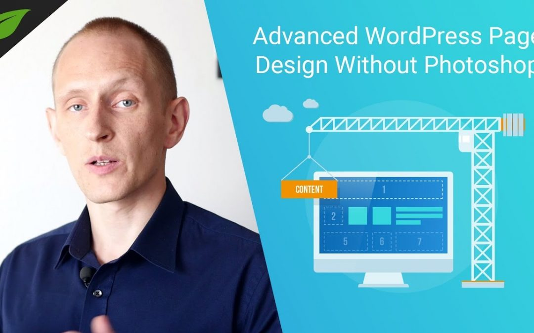 Create Advanced Web Design Layouts in WordPress (without Photoshop!)