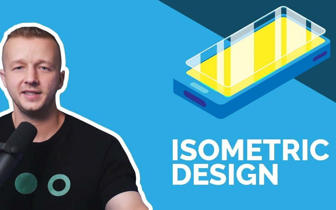 Create an Isometric Illustration for Web Design in Illustrator CC